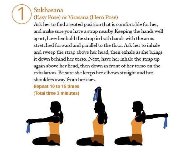 Yogashoulder